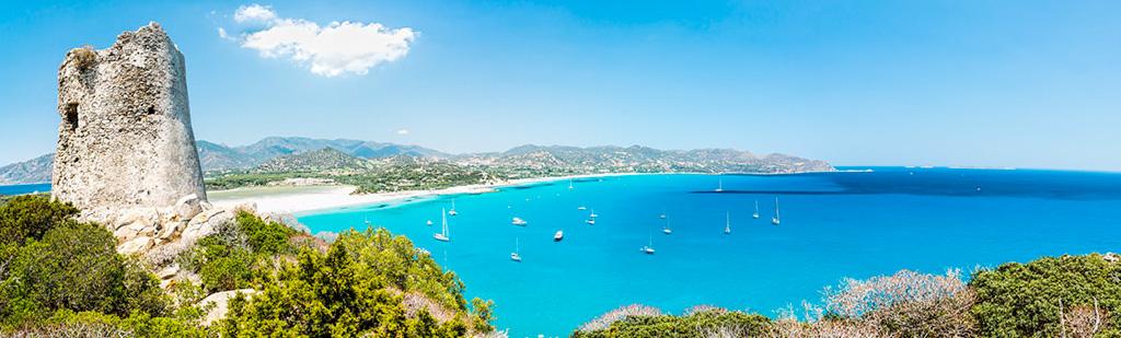 Gruppenreise Sardinien