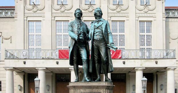 Städtereise Weimar