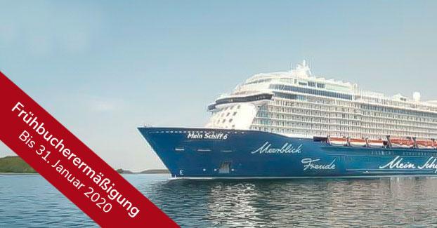 Kreuzfahrt von Kreta bis Mallorca