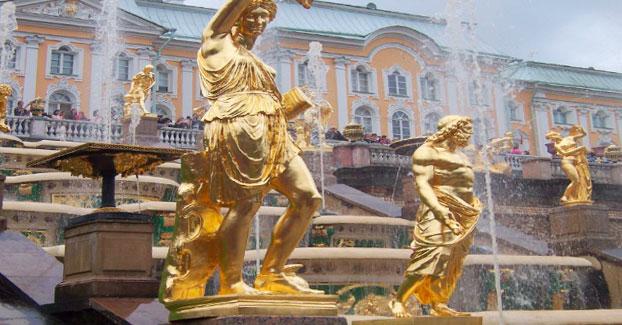 Städtereise St.. Petersburg