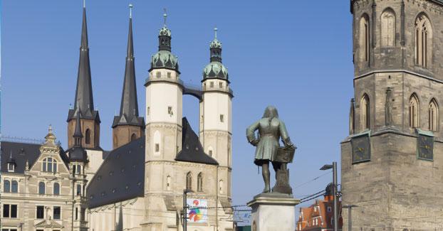 Städtereise nach Halle (Saale)