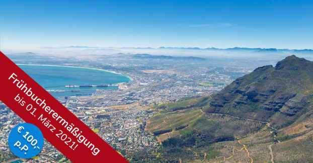 Gruppenreise Südafrika